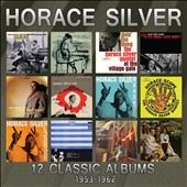 Horace Silver: 12 Classic Albums: 1953-1962 [Box]