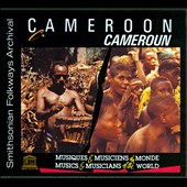 Various Artists: Cameroon: Baka Pygmy Music [Digipak]