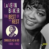 LaVern Baker: Best of the Rest: Singles As & Bs 1960-1962