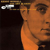 Kenny Burrell: On View at the Five Spot Cafe