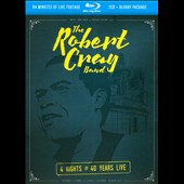 Robert Cray: 4 Nights of 40 Years Live [Video]