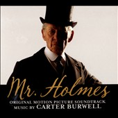 Carter Burwell: Mr. Holmes [Original Score] [Digipak]