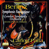 Berlioz: Symphonie Fantastique / London Symphony Orchestra; Carlos Paita (winner of the Grand Prix du Disque, 1978)