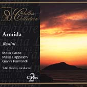 Callas Collection - Rossini: Armida / Serafin, et al