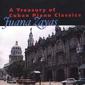 A Treasury of Cuban Piano Classics / Juana Zayas