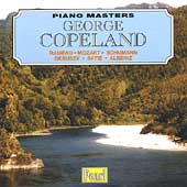 Piano Masters - George Copeland - Rameau, Mozart, et al