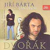 Dvorak: Concerto in A major, etc / Jiri Barta, Jan Cech