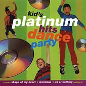Kid's Dance Express: Kid's Dance Express: Kid's Platinum Hits Dance Party