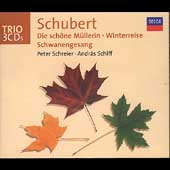 Trio - Schubert: Die Sch&ouml;ne M&uuml;llerin, Winterreise, etc