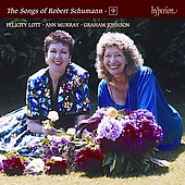 The Songs of Robert Schumann Vol 9 / Lott, Murray, et al