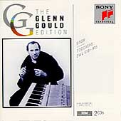 Glenn Gould Edition - Bach: Toccatas BWV 910-916