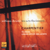 Charpentier: Te Deum, etc / Christie, et al