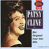 Patsy Cline: Her Original Four Star Hits [Box]