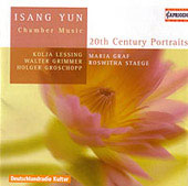20th Century Portraits - Yun: Chamber Music