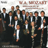 The Danish Wind Octet with Friends plays Mozart / The Danish Wind Octet