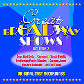 Original Casts: Great Broadway Shows, Vol. 2