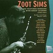 Zoot Sims: Featured Sessions Great Lead