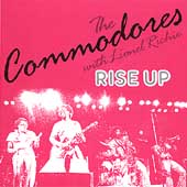 Commodores: Rise Up [Magnum]