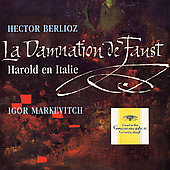 Berlioz: Damnation Of Faust, Harold En Italie