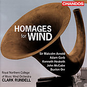 Homages for Wind - Arnold, Gorb, etc / Rundell, et al