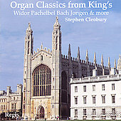 Organ Classics from King's /Stephen Cleobury