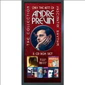 André Previn (Conductor/Piano): Only the Best of Andre Previn
