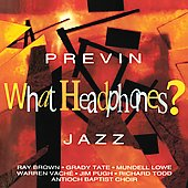 André Previn (Conductor/Piano): What Headphones?