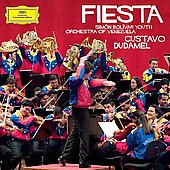 Fiesta / Dudamel, Sim&oacute;n Bolivar Youth Orchestra of Venezuela