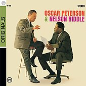 Nelson Riddle/Oscar Peterson: Oscar Peterson & Nelson Riddle [Digipak]