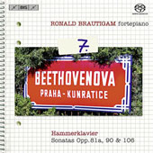 Beethoven: Complete Works for Solo Piano Vol 7 / Ronald Brautigam