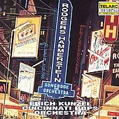 Cincinnati Pops Orchestra/Erich Kunzel (Conductor): Rodgers & Hammerstein: Songbook for Orchestra (Orchestral Suites)