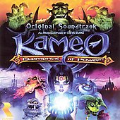 Steve Burke: Kameo: Elements of Power [Original Soundtrack]