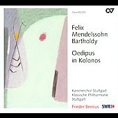 Felix Mendelssohn: Oedipus in Kolonos
