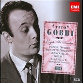 Icon: Tito Gobbi / The Complete Solo Recordings