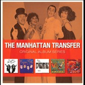 The Manhattan Transfer: Original Album Series [Box]
