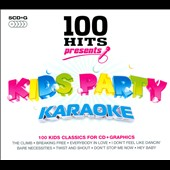 Karaoke: Karaoke: 100 Hits Presents: Kids Party Karaoke [Box]