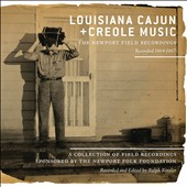 Various Artists: Louisiana Cajun and Creole Music: The Newport Field Recordings
