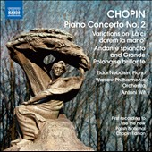 Chopin: Piano Concerto No. 2; Variations on