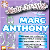 Karaoke: Karaoke: Marc Anthony - Exitos, Vol. 2
