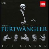 Wilhelm Furtw&auml;ngler: The Legend