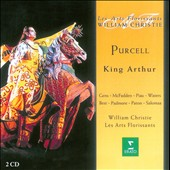 Purcell: King Arthur / Christie