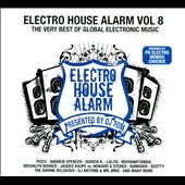DJ Tom: Electro House Alarm, Vol. 8: The Very Best Of Global Electronic Music [Digipak]