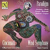 Paradigm - Stravinsky, Rands, Freund, Hindemith, et al