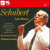 Schubert: Late Masses / Sawallisch