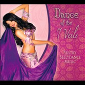 Various Artists: Dance of the 7 Veils [Digipak]