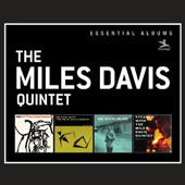 Miles Davis Quintet: Essential Albums: Cookin'/Relaxin'/Workin'/Steamin' [Box]