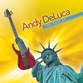 Andy DeLuca: The  Bass EP [EP]
