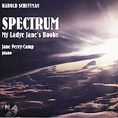 Schiffman: Spectrum-My Ladye Jane's Booke / Jane Perry-Camp