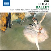 Great Ballet - Adam, Delibes, Tchaikovsky Glazunov et al. [10 CDs]