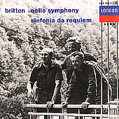 Britten: Cello Symphony, Sinfonia da Requiem, etc / Britten